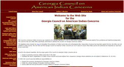 Preview of georgiaindiancouncil.org